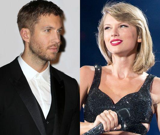カルヴィン・ハリスとテイラー・スウィフト Calvin Harris and Taylor Swift