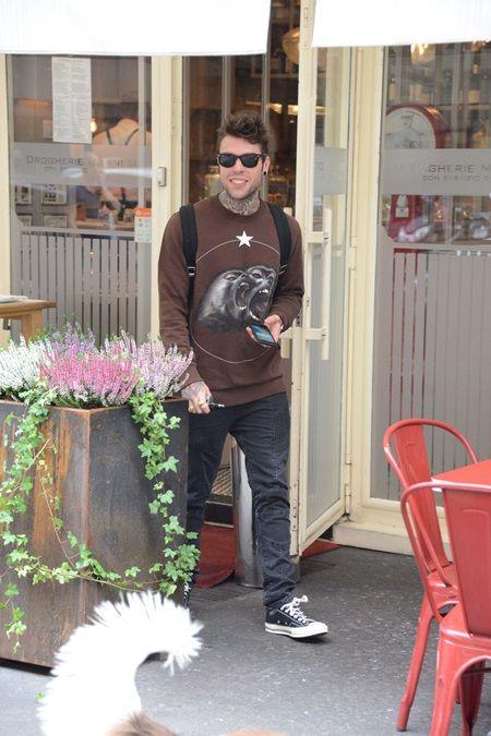 彼氏のフェデズはイタリアでは有名なラッパー。