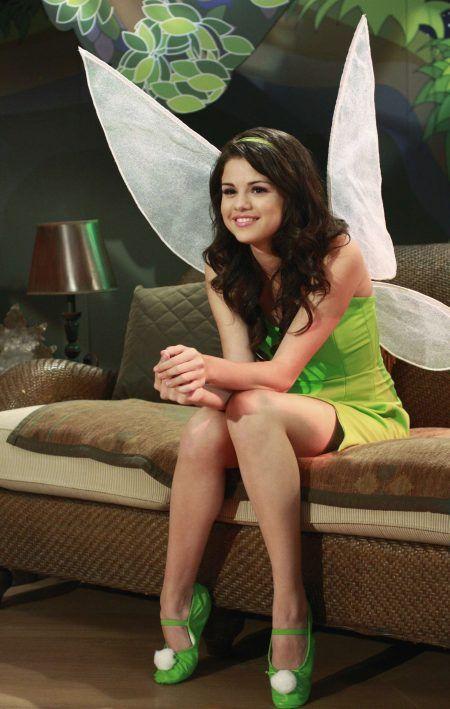 セレーナ・ゴメス Selena Gomez  ハロウィン コスチューム ティンカーベル