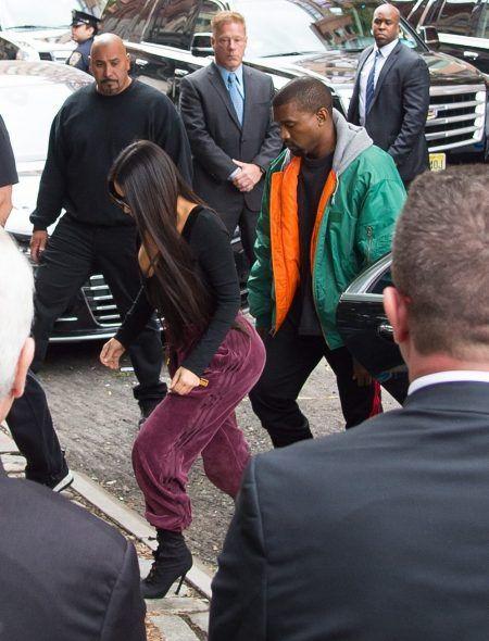 キム・カーダシアン Kim Kardashian カニエ・ウェスト Kanye West  強盗事件 事件後 NY