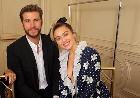 マイリー・サイラス リアム・ヘムズワース Miley Cyrus Liam Hemsworth
