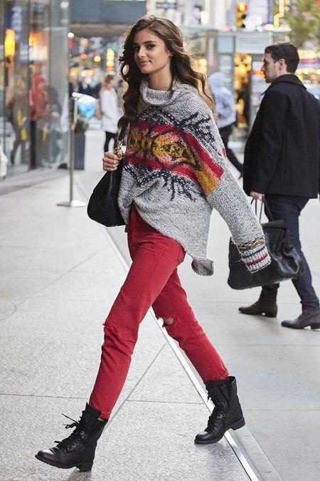 テイラー・ヒル Taylor Hill  フィッティング NY 衣装の試着 ヴィクトリアズ・シークレット Victoria's Secret ヴィクシー エンジェル