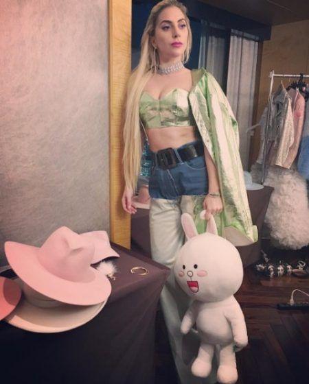 レディー・ガガ Lady Gaga LINE コニー