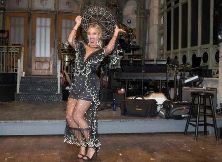 ビヨンセ Beyonce ソランジュ solange  ジェイ・Z Jay-Z 家族 サタデー・ナイト・ライヴ 応援