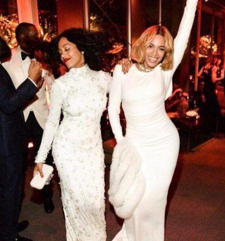 ビヨンセ Beyonce ソランジュ solange