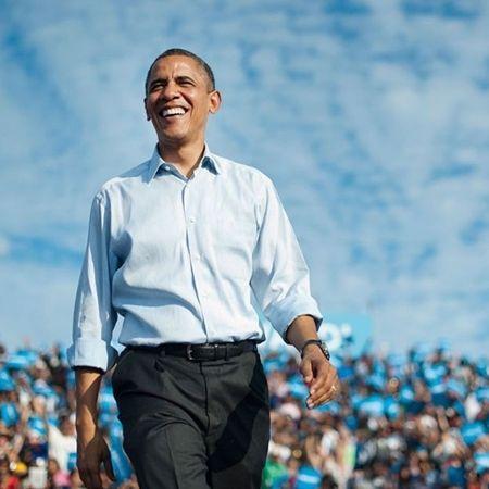 Barack Obama バラク・オバマ 第44代アメリカ大統領 感謝を伝える ツイッター 世界トレンド #ThankObamaIn4Words ハッシュタグ