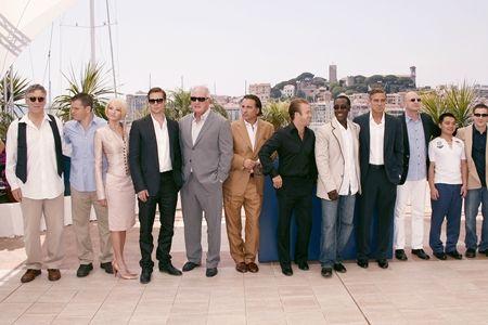マット・デイモン Matt Damon オーシャンズ ライナス・コールドウェル オーシャンズ8 出演決定 人気 話題映画