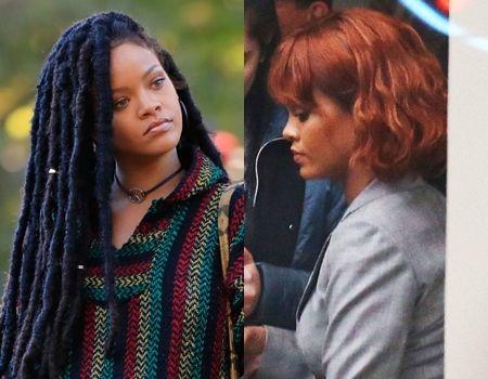 リアーナ Rihanna ヘア ビフォーアフター