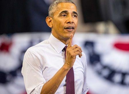バラク・オバマ ドナルド・トランプ 大統領 Barack Obama Donald Trump