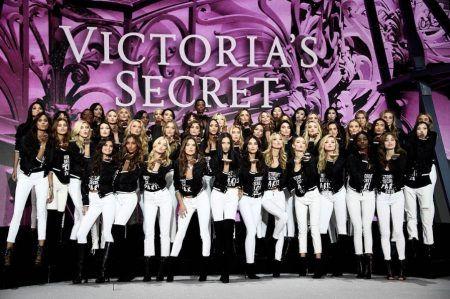 ベラ・ハディッド Bella Hadid ケンダル・ジェナー Kendall Jenner  Victoria's Secret ヴィクシーファッションショー プレス