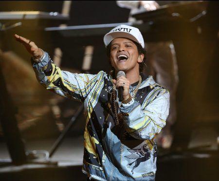 ブルーノ・マーズ Bruno Mars