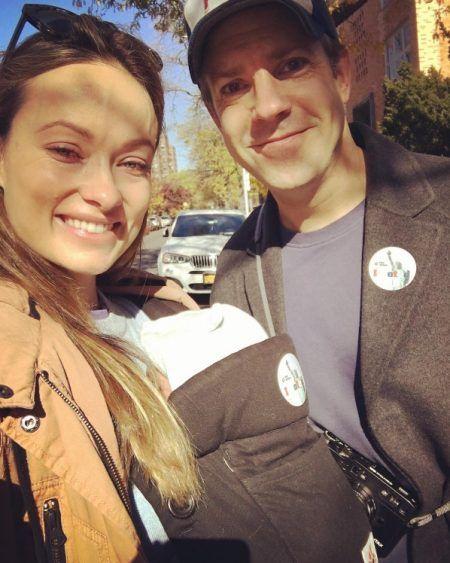 オリヴィア・ワイルド Olivia Wilde アメリカ 大統領選挙 投票
