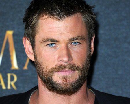 クリス・ヘムズワース 最もセクシーな男性 Chris Hemsworth