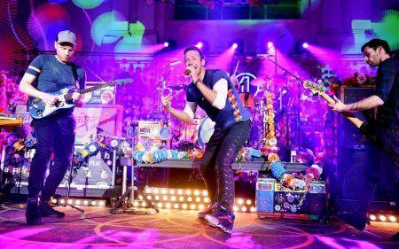 コールドプレイ Coldplay