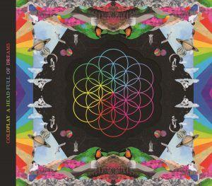 コールドプレイ Coldplay アルバム ア・ヘッド・フル・オブ・ドリームズ