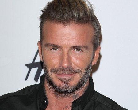 デヴィッド・ベッカム 最もセクシーな男性 David Beckham