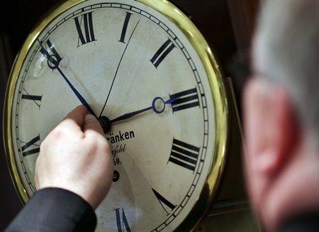 時計 サマータイム