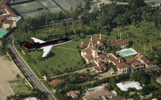 ドナルド・トランプ マー・ア・ラゴ・リゾート Donald Trump Mar-a-Lago Resort