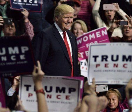 ドナルド・トランプ Donald Trump アメリカ大統領