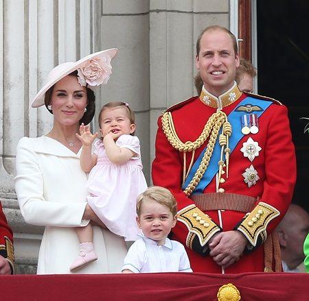 キャサリン妃 ウィリアム王子 Duke and Duchess of Cambridge 2016年まとめ 軍旗分列行進式