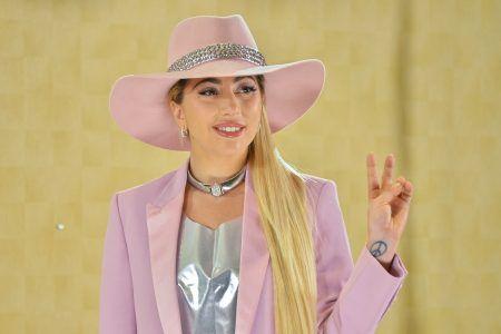 レディー・ガガ Lady Gaga 来日 合同会見