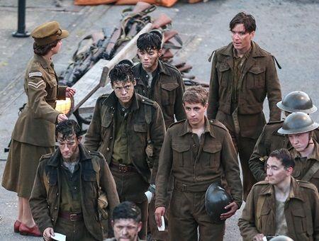 ハリー・スタイルズ ダンケルク 映画 Harry Styles Dunkirk