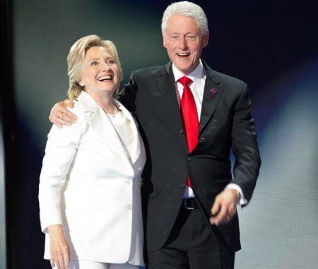 ヒラリー・クリントン ビル・クリントン Hillary Clinton Bill 名前