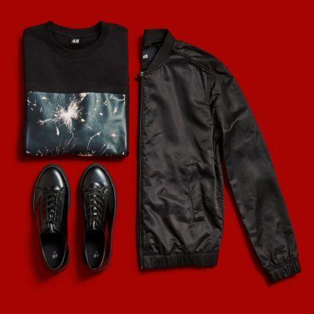 H&Mブラックフライデー コレクション メンズ