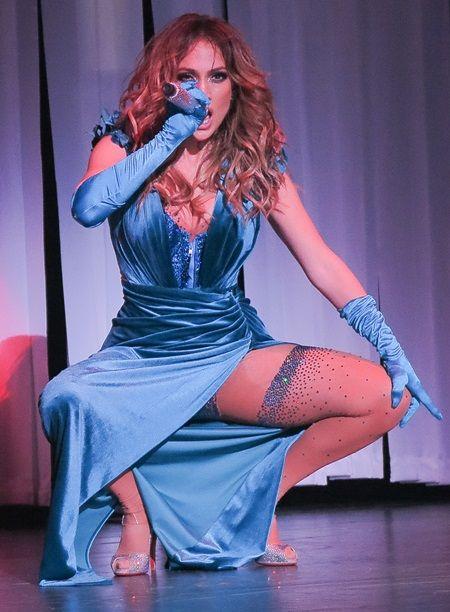 ジェニファー・ロペス Jennifer Lopez ボディ 美魔女 ラスベガス公演