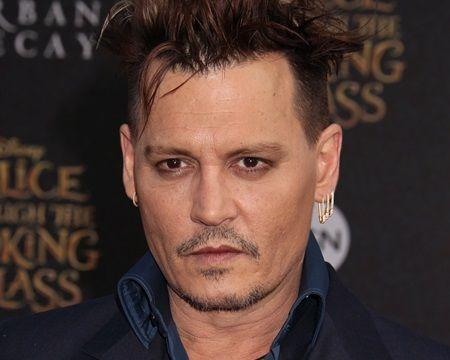 ジョニー・デップ 最もセクシーな男性 Johnny Depp