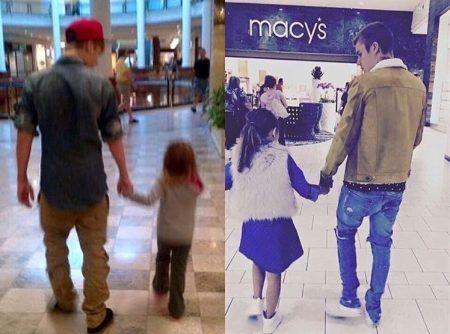 ジャスティン・ビーバー Justin Bieber 妹 ジャズミン ショッピング