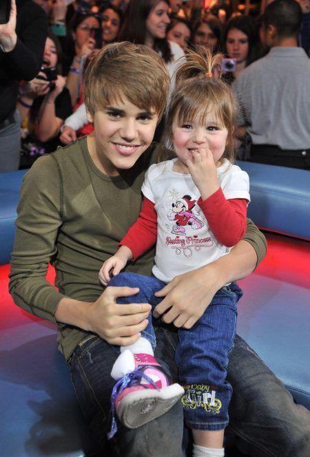 ジャスティン・ビーバー Justin Bieber 妹 ジャズミン