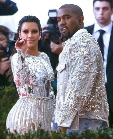 カニエ・ウエスト キム・カーダシアン Kanye West Kim Kardashian