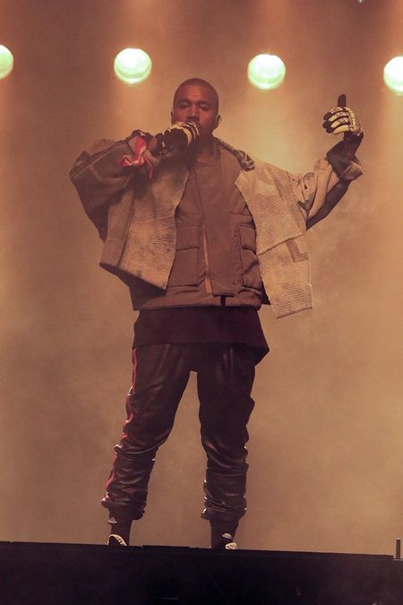 カニエ・ウエスト セイント・パブロ・ツアー Kanye West Saint Pablo tour