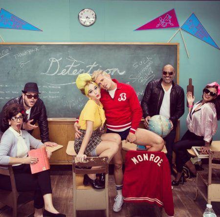 ケイティ・ペリー Katy Perry オーランド・ブルーム Orlando Bloom ハロウィン バースデー パーティ