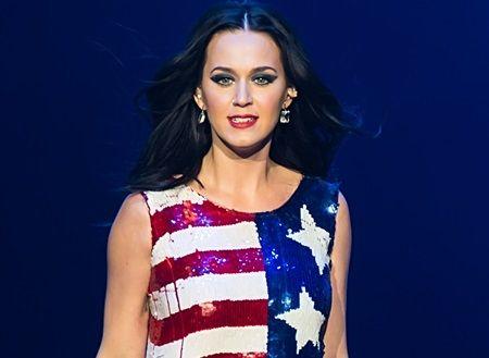 ケイティ・ペリー ドナルド・トランプ 大統領 Katy Perry