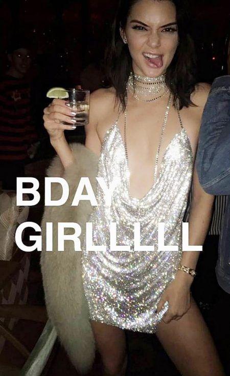ケンダル・ジェナー Kendall Jenner バースデー 誕生日 パーティ