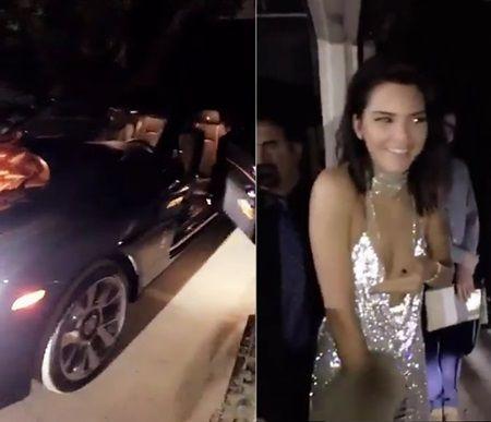 ケンダル・ジェナー ロールス・ロイス 誕生日 Kendall Jenner Rolls Royce Birthday Present