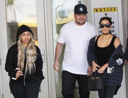 キム・カーダシアン Kim Kardashian ロバート・カーダシアン Robert Kardashian ブラック・チャイナ Blac China