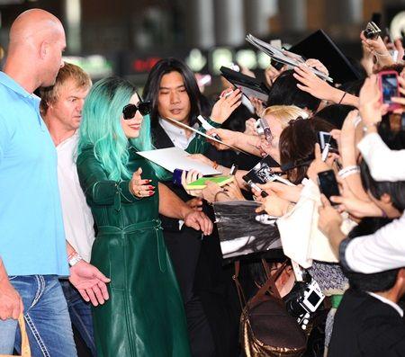 レディー・ガガ Lady Gaga 親日家エピソード&発言集 震災後 来日