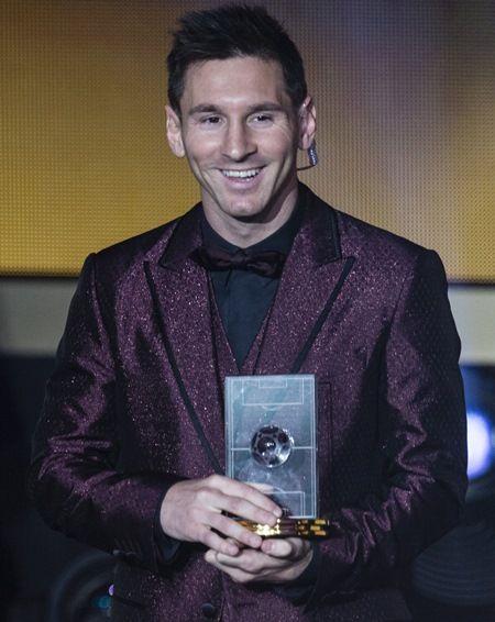リオネル・メッシ Lionel Messi タトゥー