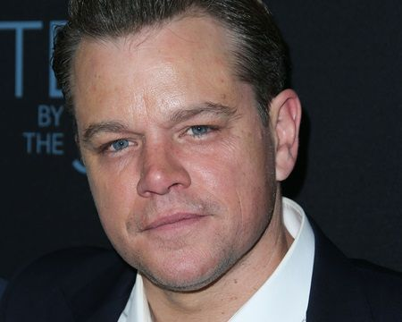 マット・デイモン 最もセクシーな男性 Matt Damon