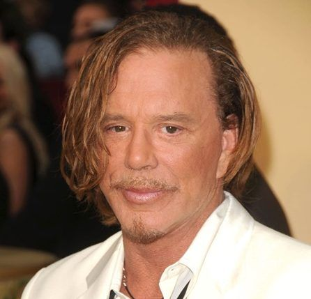 ミッキー・ローク Mickey Rourke 整形 顔の変化 2009年 アカデミー賞授賞式