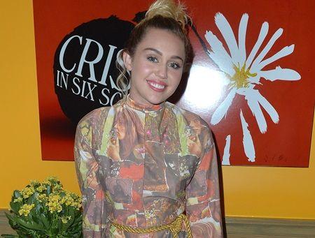 マイリー・サイラス ドナルド・トランプ 大統領 Miley Cyrus