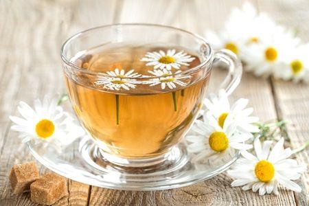 ミランダ・カー Miranda Kerr 寒い日に体を温めるミランダ・カー愛飲の5つのお茶 カモミールティー
