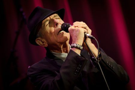 レナード・コーエン Leonard Cohen