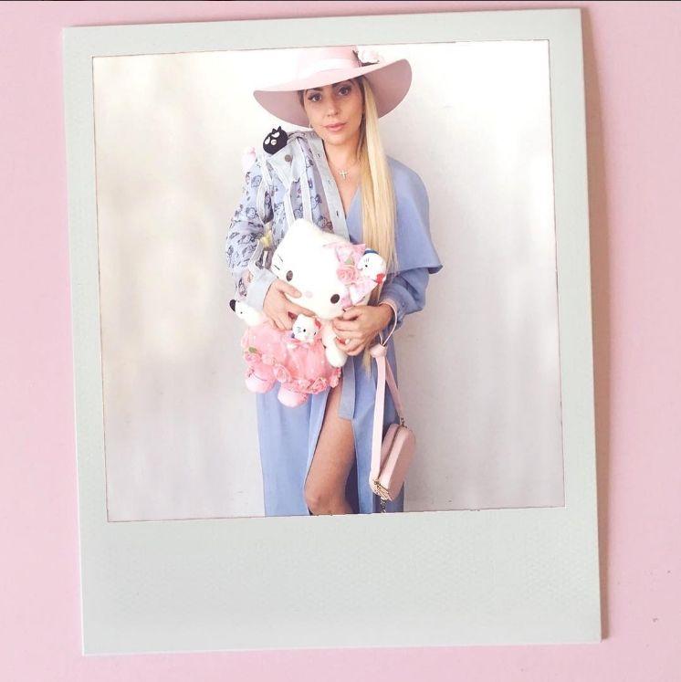 Pop&Suki セレブ愛用 レディー・ガガ Lady Gaga