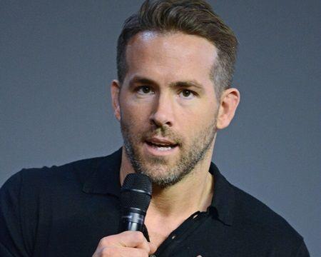 ライアン・レイノルズ 最もセクシーな男性 Ryan Reynolds