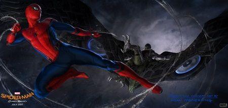 スパイダーマン ホームカミング 映画 Spiderman Homecoming