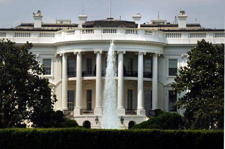 大統領公邸 ホワイトハウス